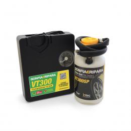VT300 kit compressore e bottiglia