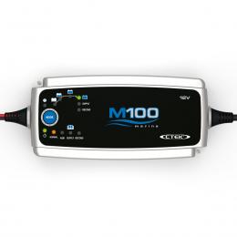 M 100 overlay
