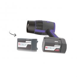 UV-GUN cambio batteria