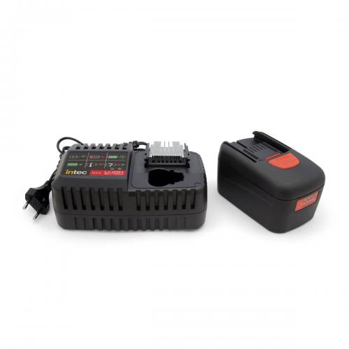 Caricabatteria e batteria M2028/2